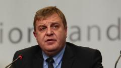 """Каракачанов може да каже """"не"""" на САЩ за изтребителите"""