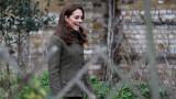 Тайното бягство на Кейт Мидълтън