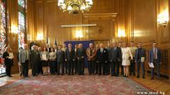 Наградиха 26 военни и цивилни за Деня на българската просвета и култура 24 май