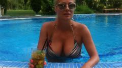 Венета Райкова с голо клипче