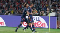 ПСЖ помете Монако и грабна Суперкупата на Франция