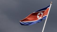 Разузнавателен американски самолет над Корейския полуостров