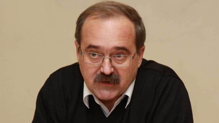 Юрий Борисов няма нужда от адвокат
