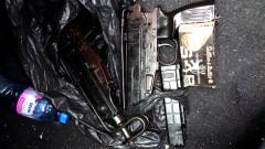 Трима се сдобиха с обвинения за иззетите оръжия в Добрич