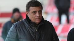 Стойне Манолов: Пожелавам си да няма поръчкови съдии, първенството беше свършило преди да започне