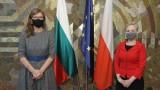 """България и Полша ще работят за повече инвестиции в рамките на инициативата """"Три морета"""""""
