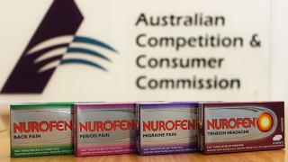 Защо Австралия изтегля Nurofen от аптеките?