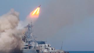 Тайвански военен кораб изстреля ракета към Китай