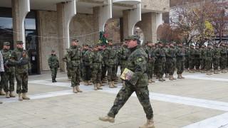 Обявиха нови 160 места за военнослужещи