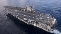 САЩ засилват присъствието си в Средиземно море с два самолетоносача
