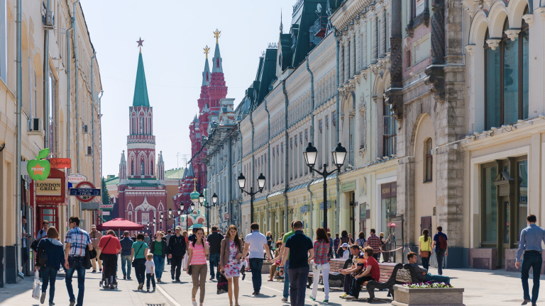В Русия и спестяванията вече са лукс