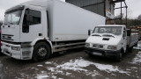Продажбите на товарни автомобили в България падат с 27%
