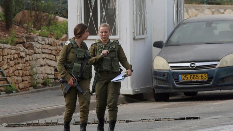 Франция срещу израелски строежи в палестински територии