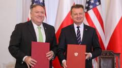 САЩ трупат войници в Полша с нова сделка