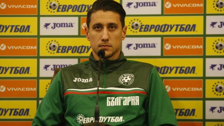 Славия обяви официално привличането на Михаил Александров