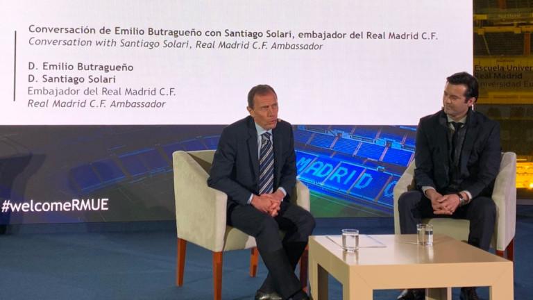 Сантяго Солари сезавърнана работа в Реал (Мадрид). Аржентинецът ще бъде