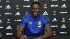 Юнайтед подписа нови договори с двама свои таланти