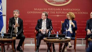Плевнелиев помага на Македония с новосъздадена международна Охридска група