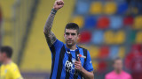 Милан с интерес към италиански национал
