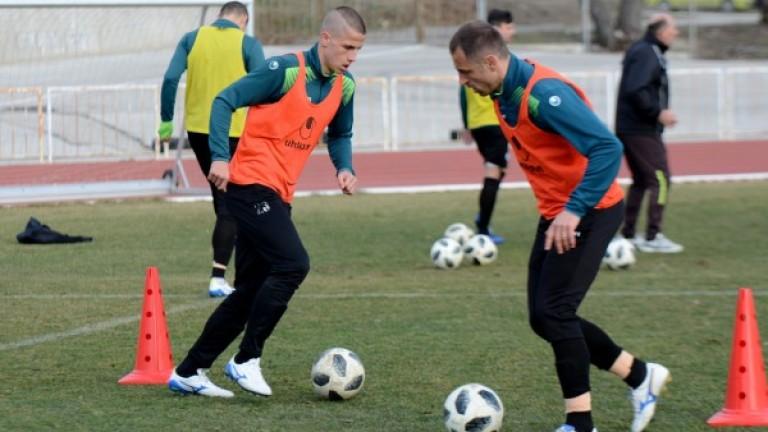 Трима футболисти на Черно море попаднаха сред номинираните в различните