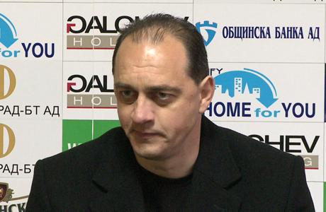 Ивайло Аспарухов: Ще играем  честно до края на първенството