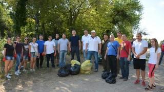 """ММС се включи активно в кампанията """"Да изчистим България заедно"""""""
