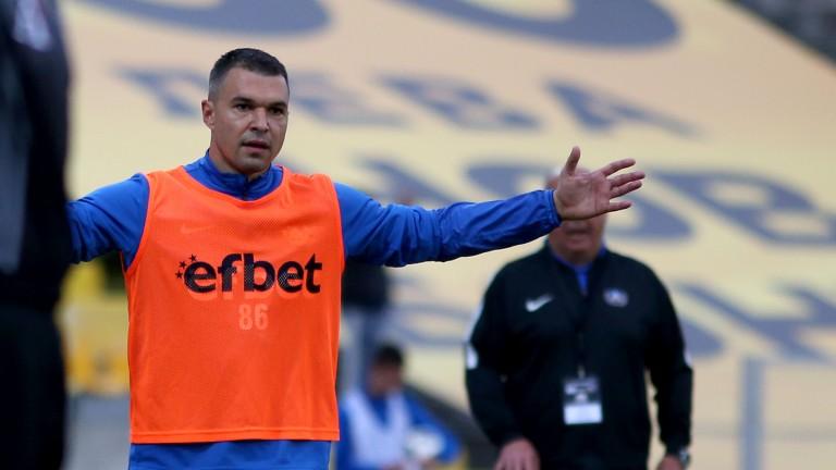 Божинов с призив към ръководството на Левски: Георги Тодоров трябва да остане за постоянно!