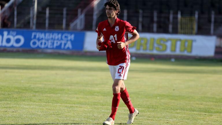 Фабрини: Нямах проблеми с адаптацията в ЦСКА, просто не бях изцяло щастлив