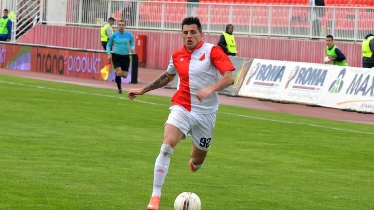 """Задава се трансфер №12 на """"Герена"""" - Труич подписва до края на седмицата"""