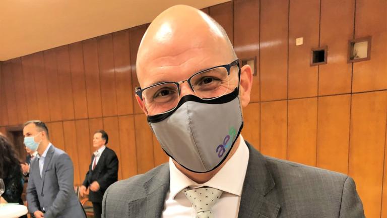 """AES България с награда """"Лоялност и устойчивост по време на пандемия"""""""