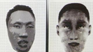 Разпространиха фотороботи на атентаторите от Джакарта