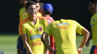 В Атлетико ще направят всичко възможно, за да привлекат Хамес