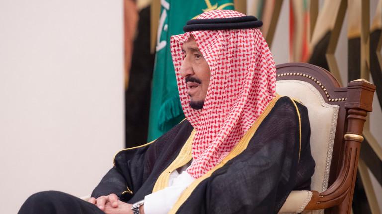 Кралят на Саудитска Арабия Салман заяви, че Рияд е способен