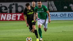 Александър Цветков ще се завърне в игра за Берое