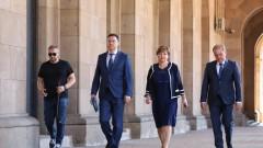 ГЕРБ настоя за отстраняването на Кирил Петков