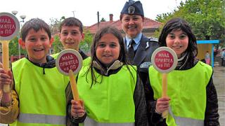 Детски празници по пътна безопасност
