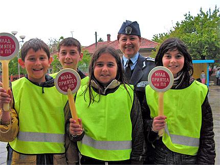 В ОДП-Силистра учредяват детска полицейска академия
