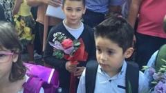 Децата на звездите тръгнаха на училище