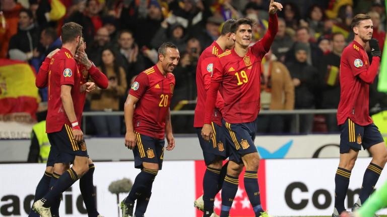 Испания приключи участието си в квалификациите за Евро 2020 с