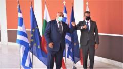 Премиерът поиска от Мицотакис отваряне на повече ГКПП-та