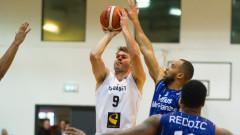 Берое очаква белгийци във втория кръг на ФИБА Европа
