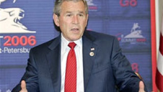 Буш сравни комунизма с тероризма