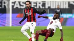 Милан на 1/4-финал за Купата след победа с дузпи срещу Торино