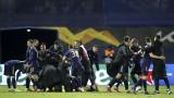 Динамо (Загреб) победи с 3:0 Тотнъм в мач-реванш от осминафиналите в Лига Европа