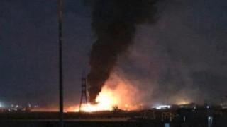 Ракетни нападения в Хама и Алепо