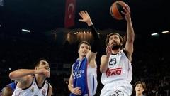 Реал и Олимпиакос допълниха финалната четворка в Евролигата