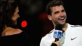 Григор Димитров размаза Давид Гофен и е на полуфинал в Лондон