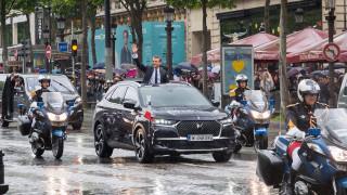 Ситроен направи автомобил за новия френски президент