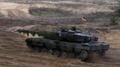 Германия подсилва армията с шести танков батальон