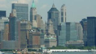 Хеликоптер падна в река Хъдсън в Ню Йорк